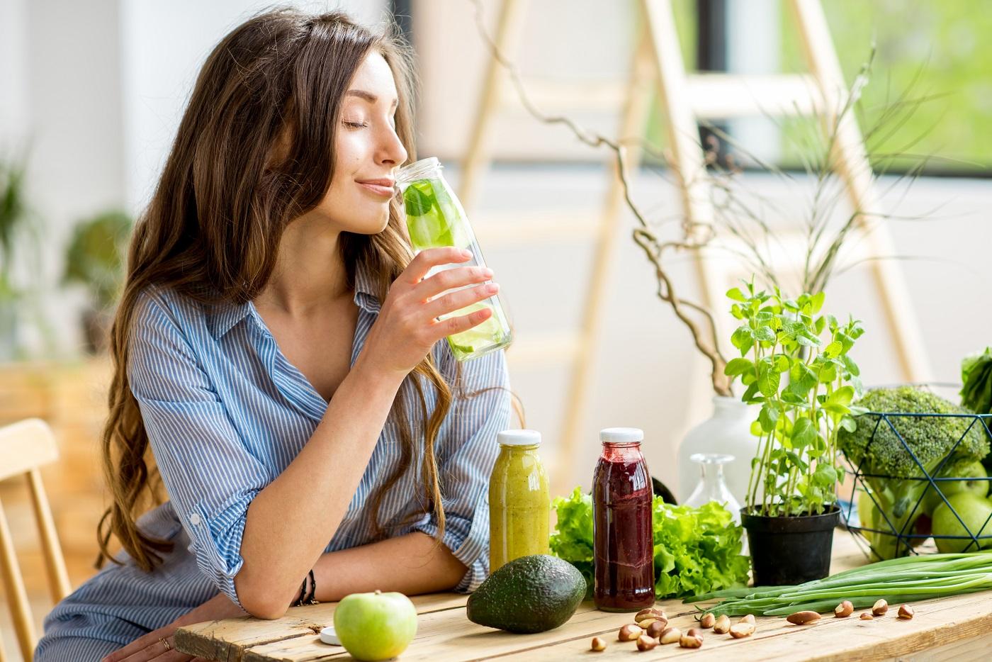 Juice Cleanse Saftkuren liegen voll im Trend