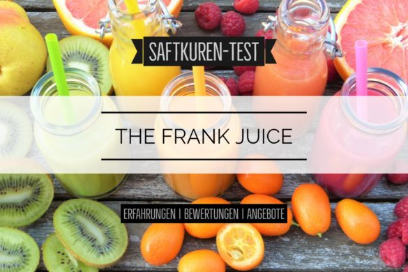 Saftkur The Frank Juice
